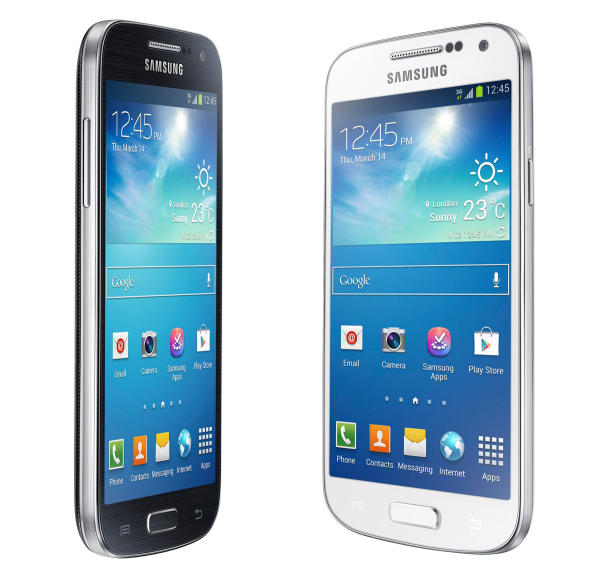 Samsung's Galaxy S4 Mini