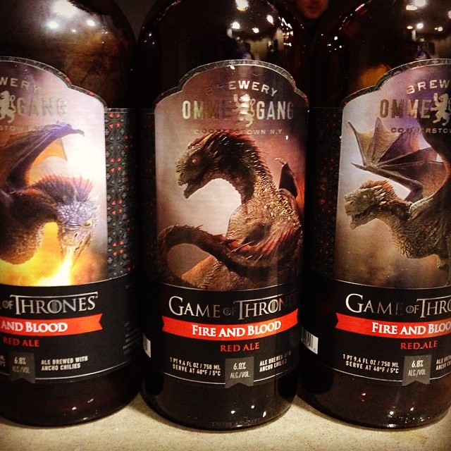 🔥🐉🐲🐉🔥 #GOT #gameofthrones #ommegang #fireandblood