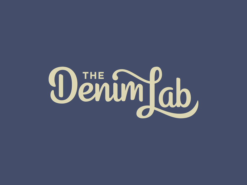 Branding & Identity The Denim Lab View Project