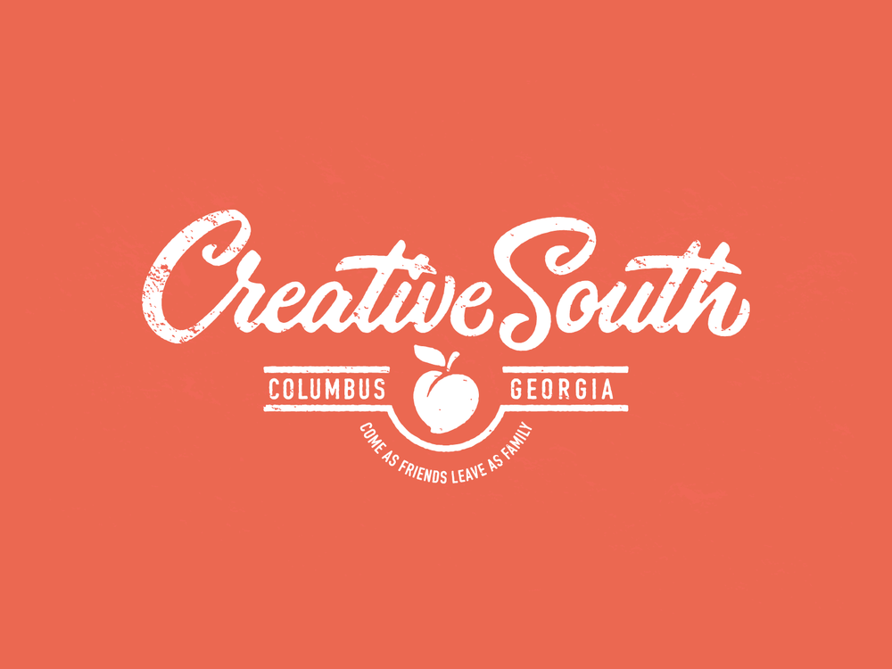 Hand Lettering & Workshop Creative SouthVIEW PROJECT