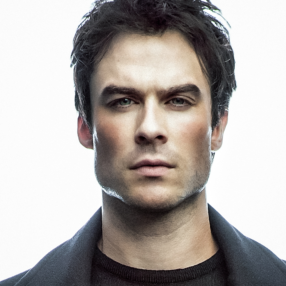Ian Somerhalder Actor Headshot