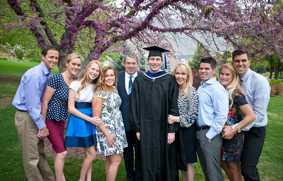 BYU Graduation Photographer