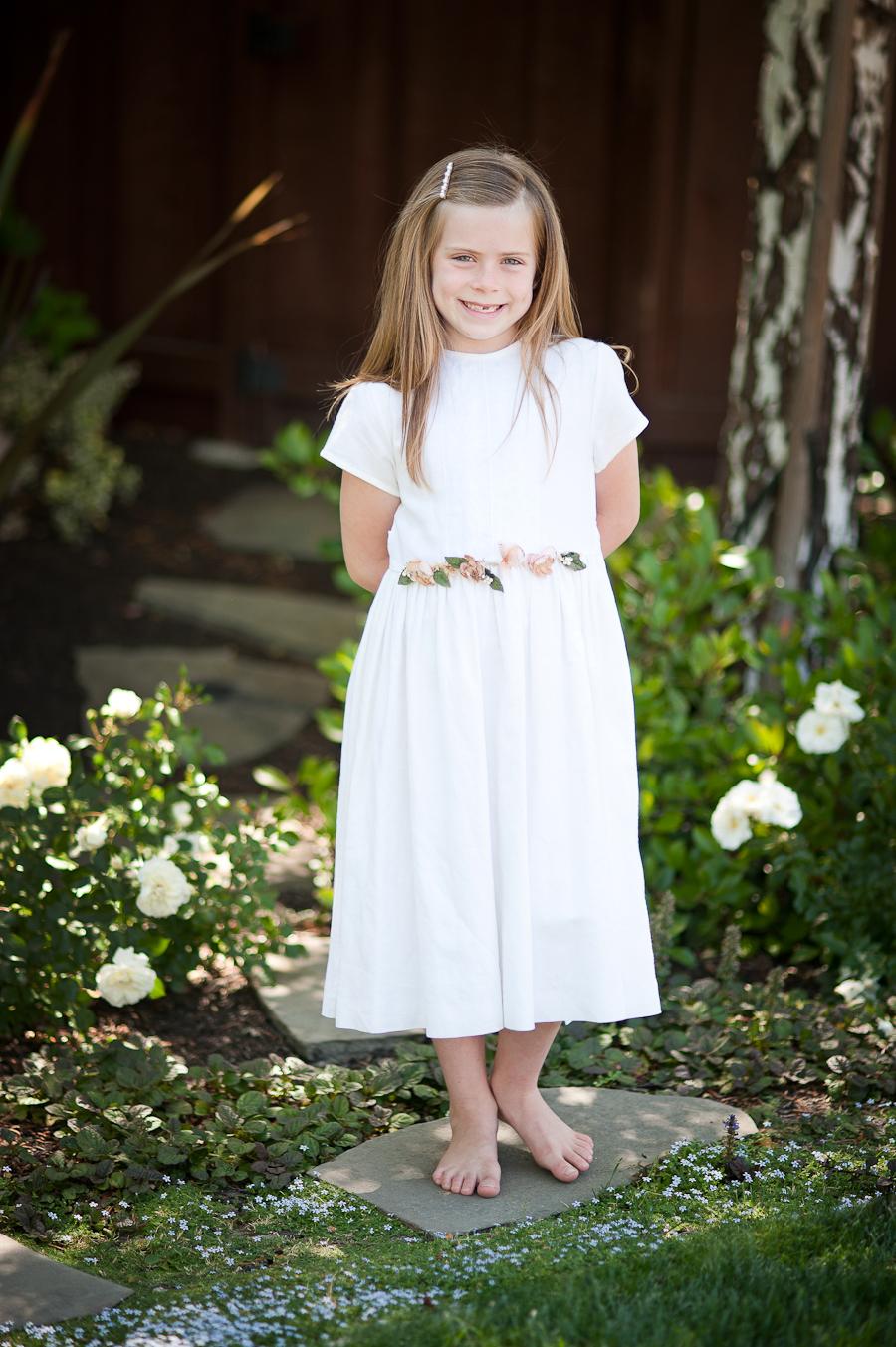 Bay Area Baptism Portrait Photographer