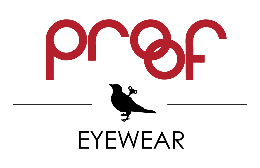 Proof Eyewear logo