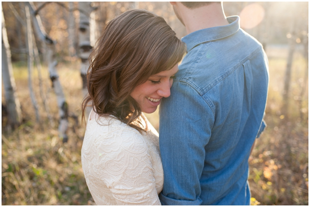 Alpine Loop Engagement Session