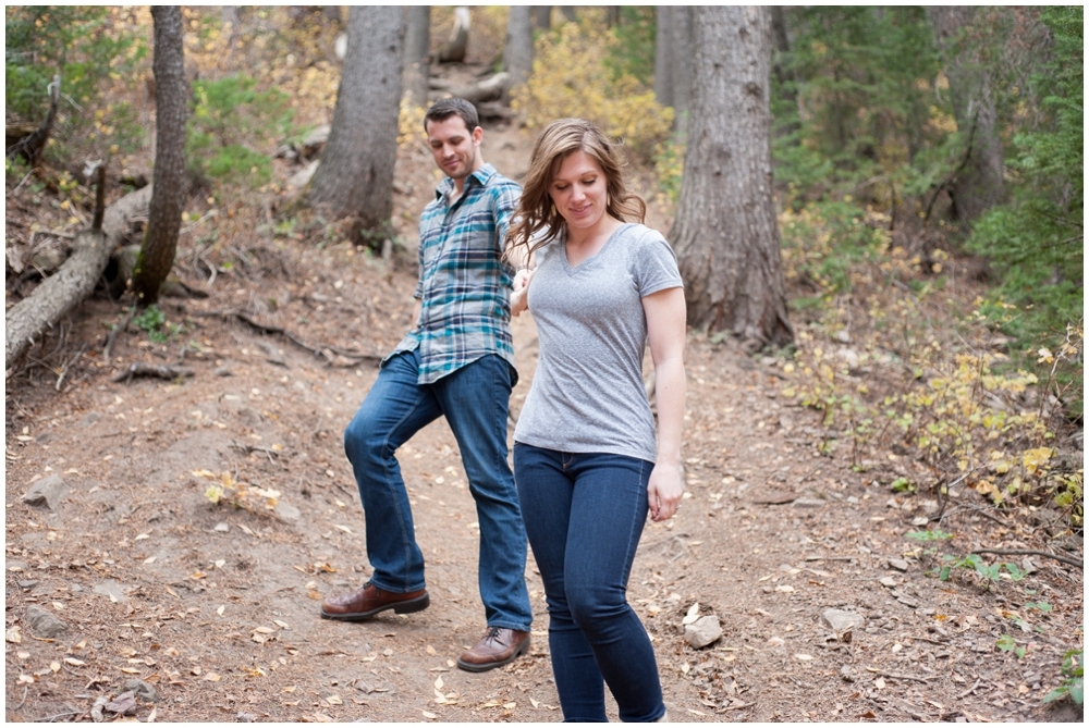 Provo Canyon Engagement session