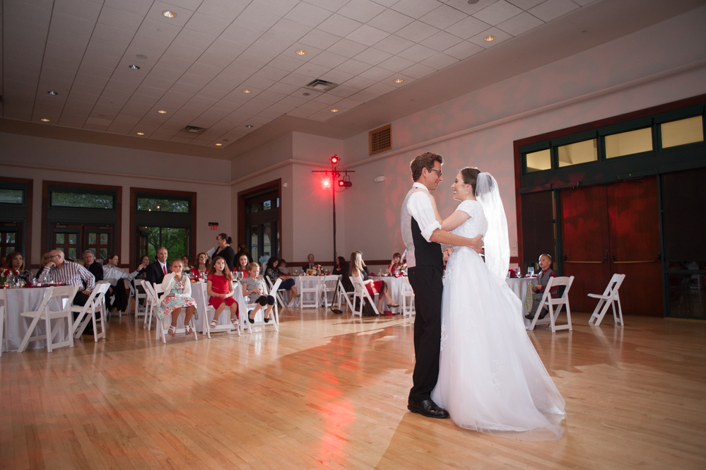 Danville CA Community Center Wedding