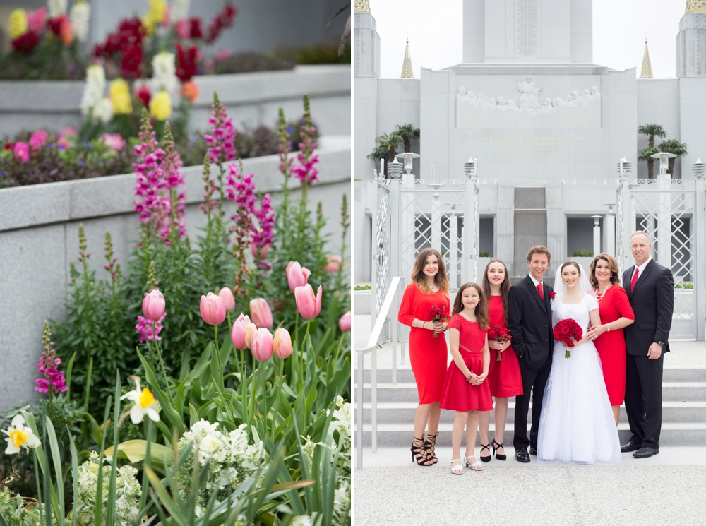 Oakland Temple Wedding Photographer
