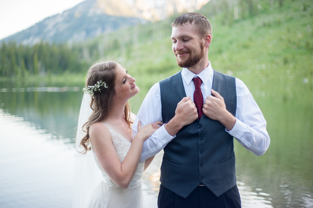 Grand Teton Elopement Photographer