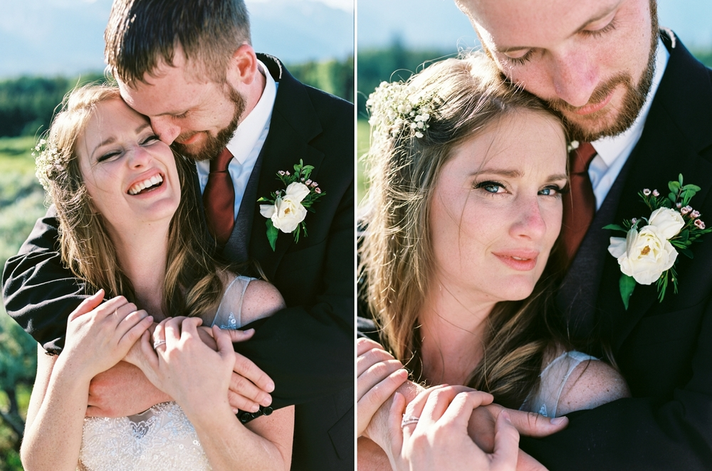 Grand Teton National Park Wedding Photographer