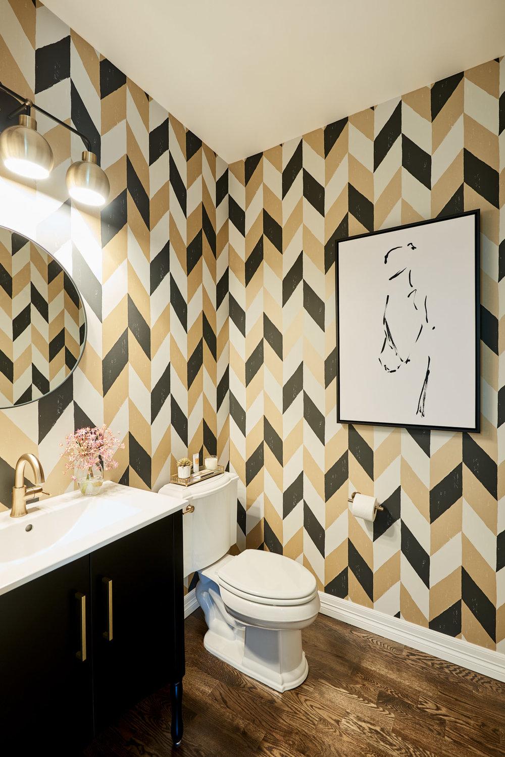 328 Design Group bold wallpaper powder bath art.jpg