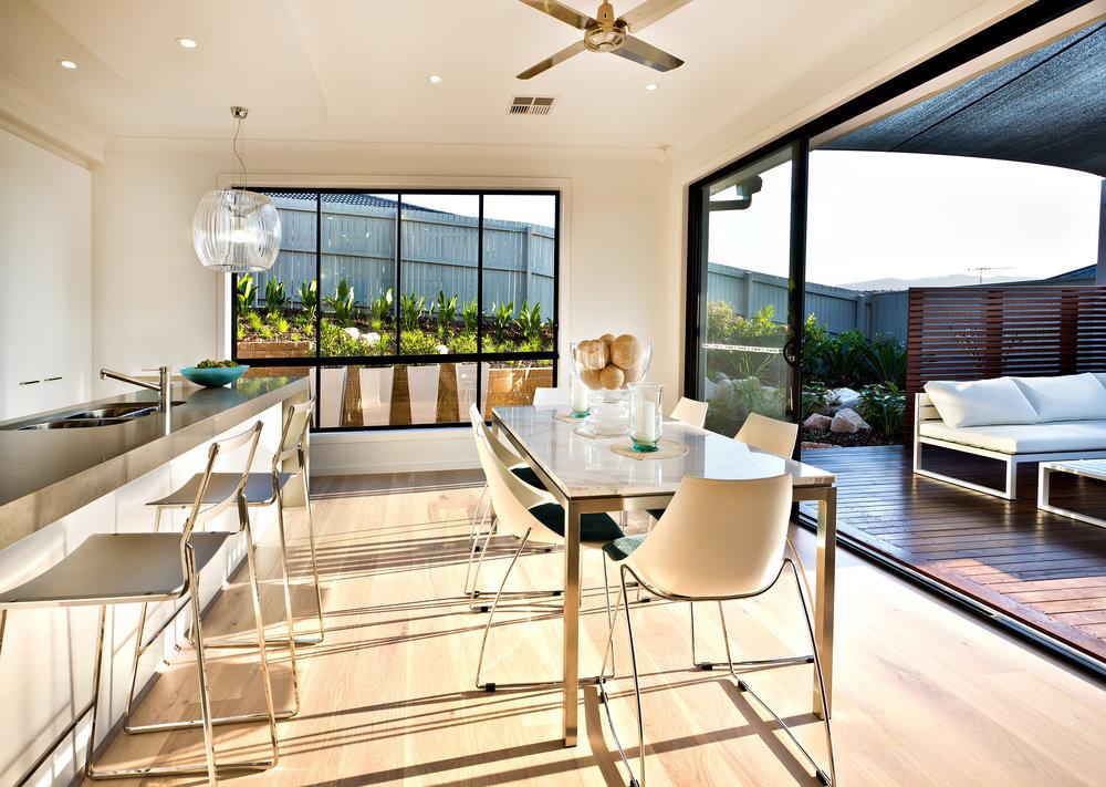 kitchen design modern outdoor option