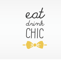 Eat Drink Chic   Amy Moss is a graphic designer with a great eye for beautiful things. Just fun and colorful.