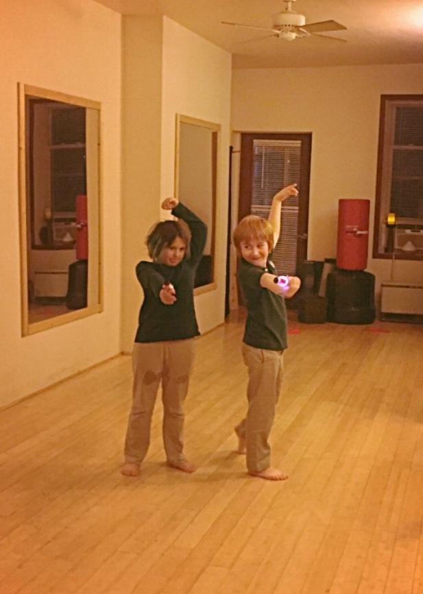 Little Movers, BIG FUN! - Scenes from Brain & Body Builders