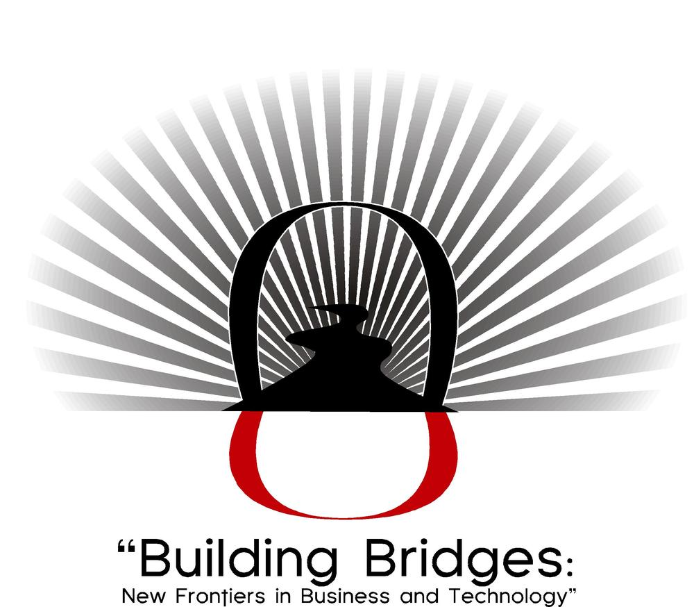Logo design for the University of Nebraska at Omaha Building Bridges program