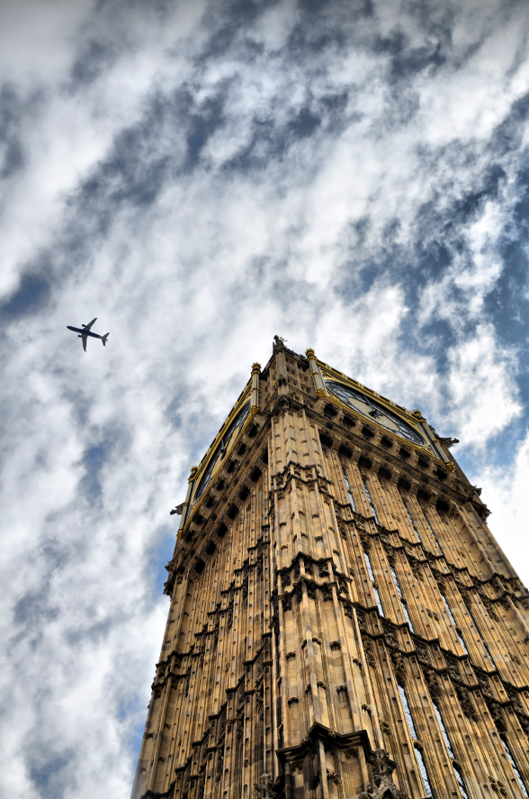 Big Ben, London, U.K.