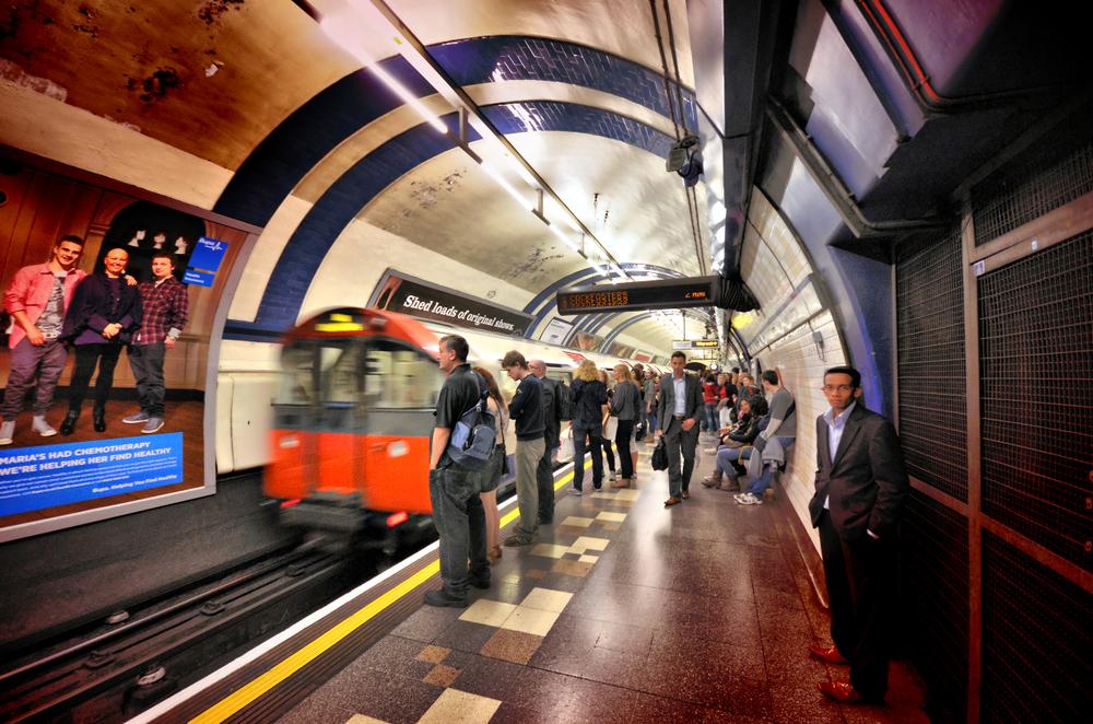 London Underground, London, U.K.