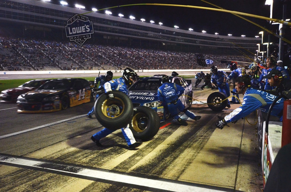 NASCAR Pitstop