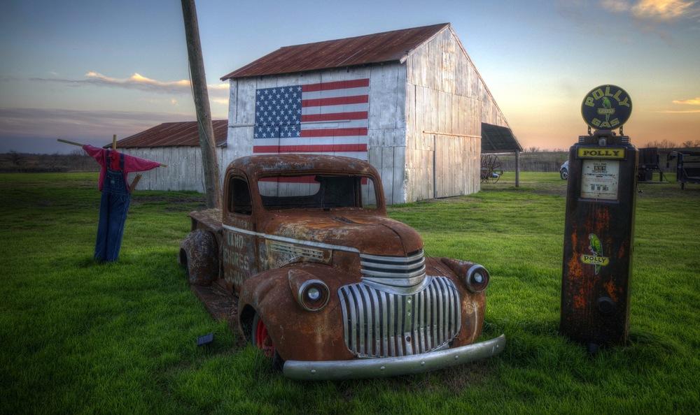 Sunset Americana