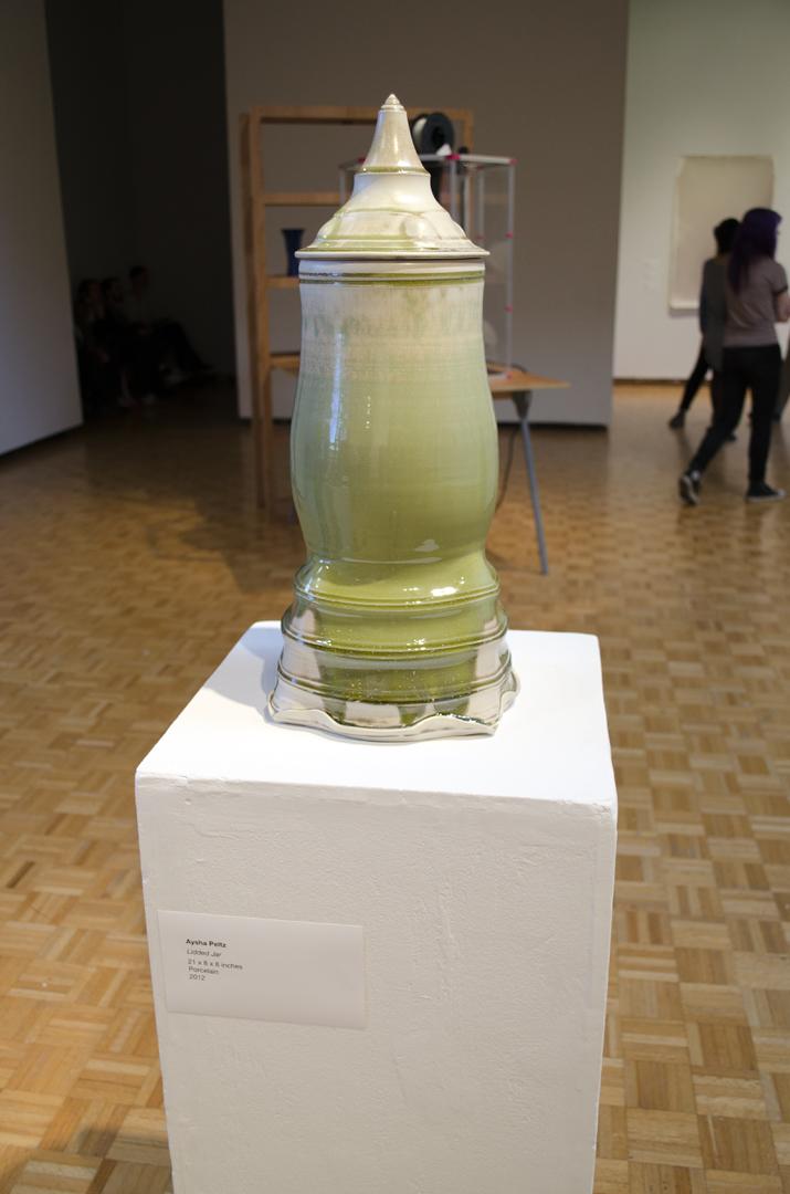 Lidded Jar (2012)
