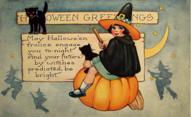 Image sourced from halloweencard.com
