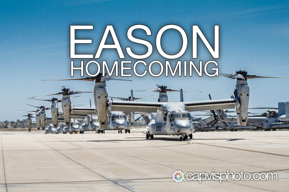Eason Returns!