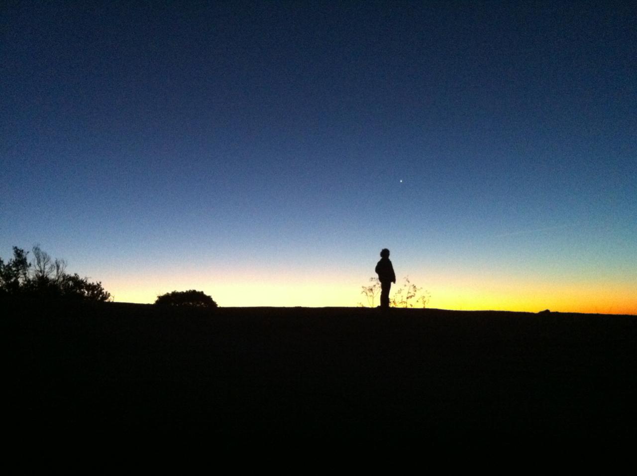 #sunriseoverla