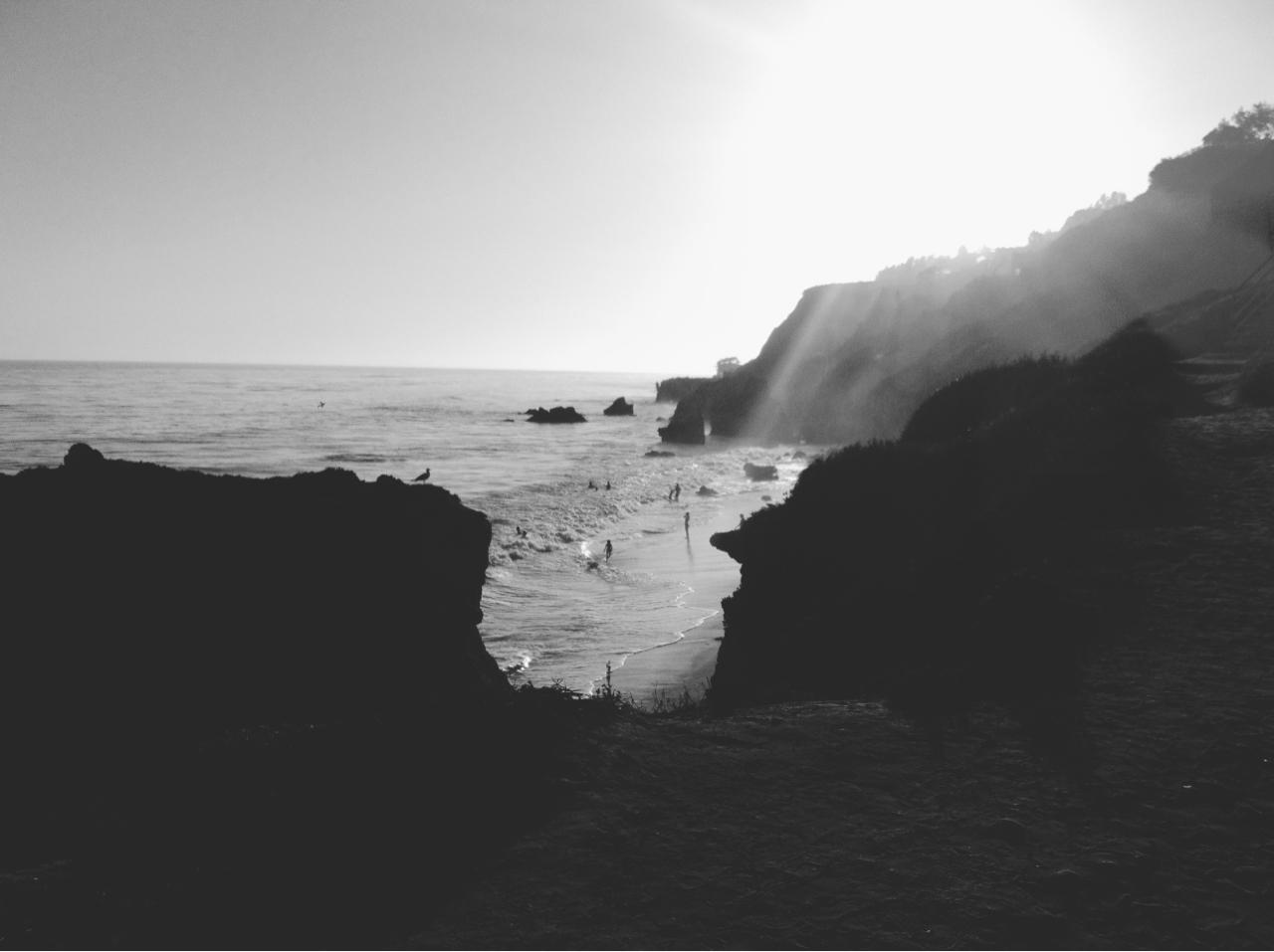 #malibu #beach #california