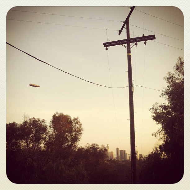 Taken with  Instagram  at Elysian Park