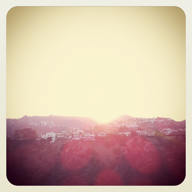 Taken with  Instagram  at Runyon Cayon Park