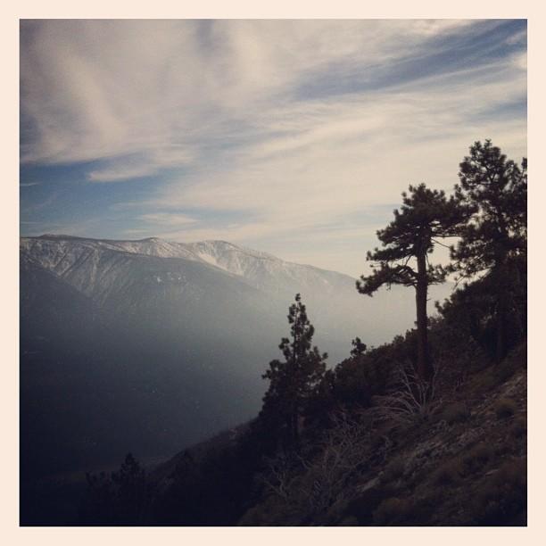Taken with Instagram at Big Bear Resort