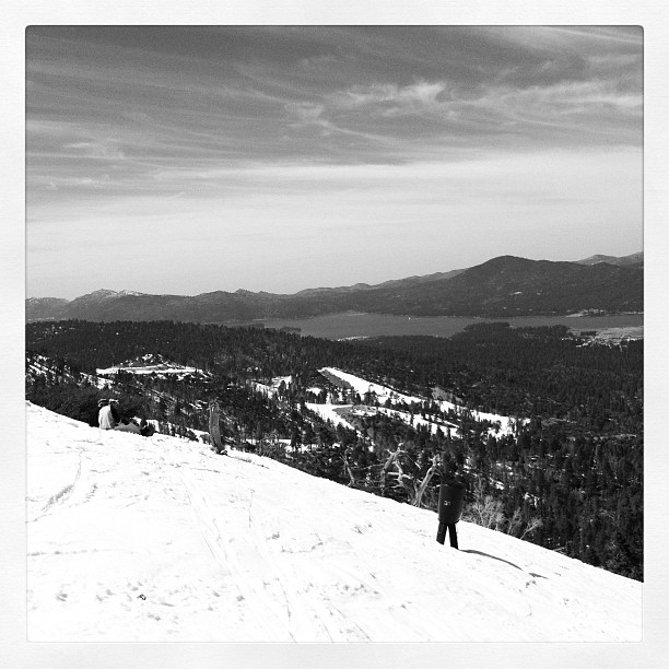 Woah (Taken with  Instagram  at Bear Mountain Ski Resort)