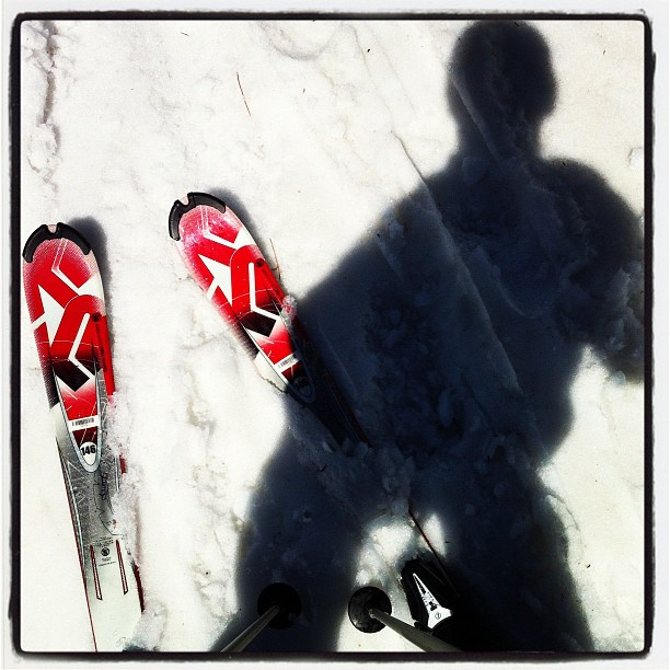 Taken with Instagram at Bear Mountain Ski Resort