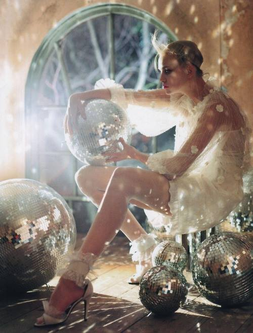 Photographer: Tim Walker Model: Caroline Trentini  Vogue Italia