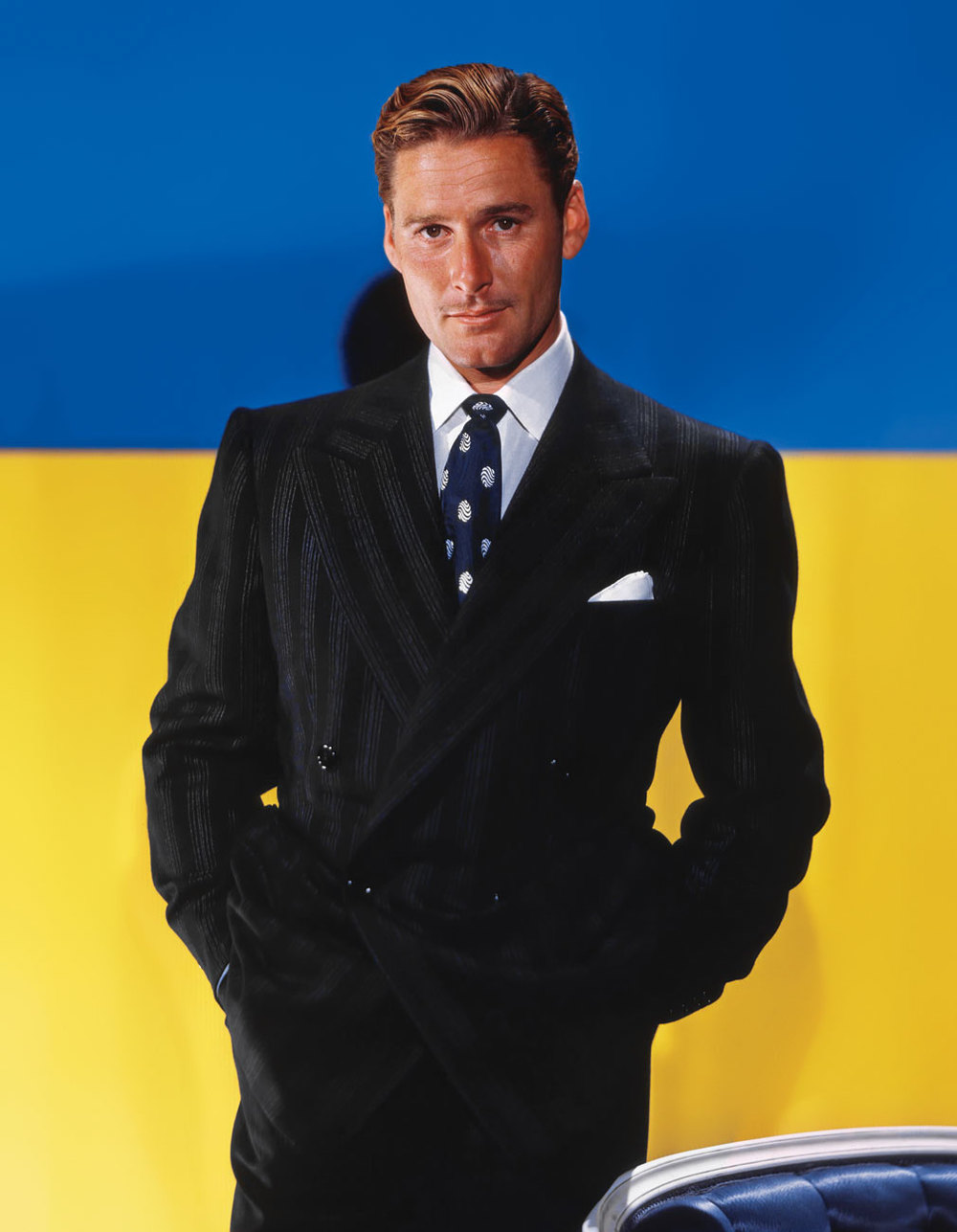 Errol Flynn (never realized how much he looks like my father until I saw this photo)