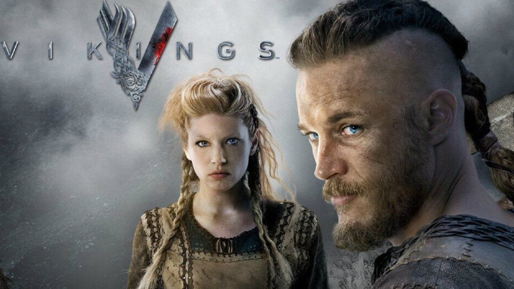 interview with the writer producer of history channel s the vikings