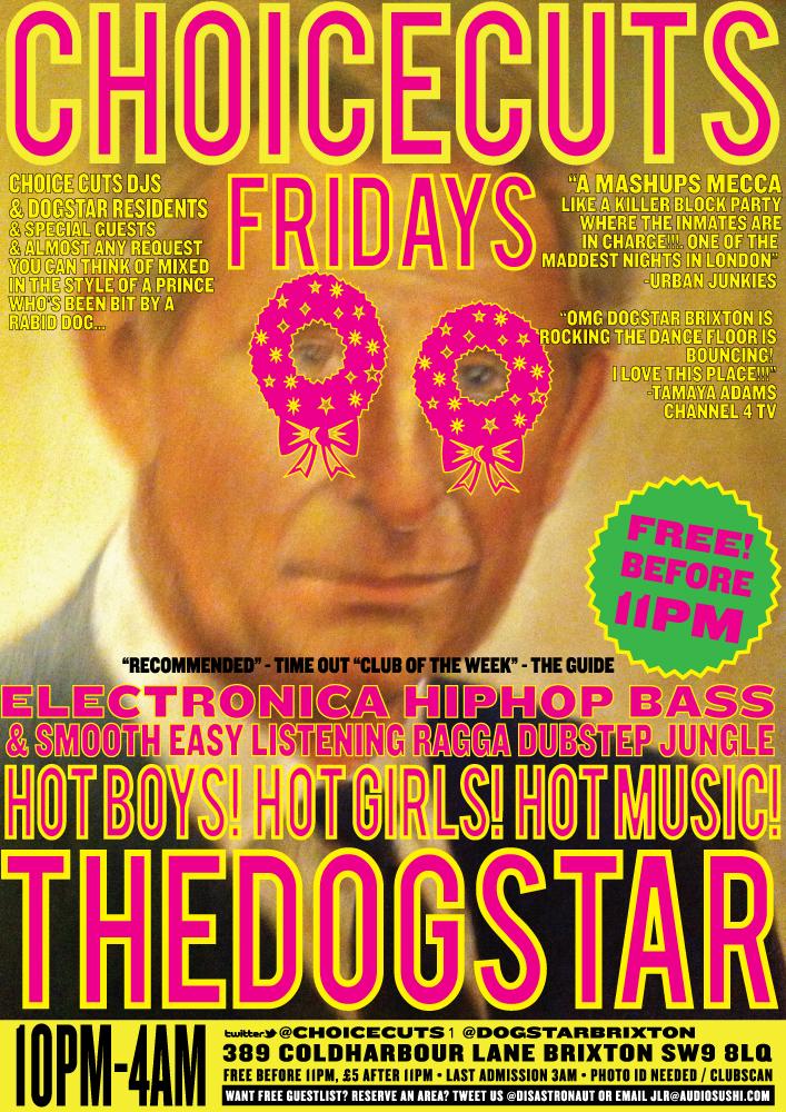 BASS MONSTER @Dogstarbrixton http://www.mixcloud.com/Disastronaut/bass-monster-dj-mix-by-jeffrey-disaster-the-dogstar-urban-junkies-audio-sushi/