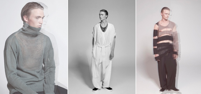 The Collection x Camilla Bruerberg [MP3, catwalk, links] @disastronaut @1blondeambition @joshyou_are #lfw