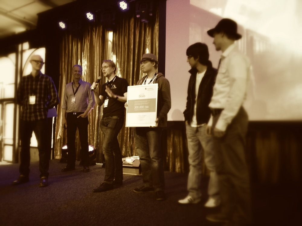 Spymaster team receiving development grant from Nordic Game.