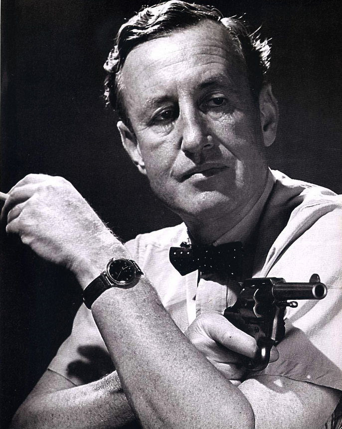 Ian Fleming, getting into the role