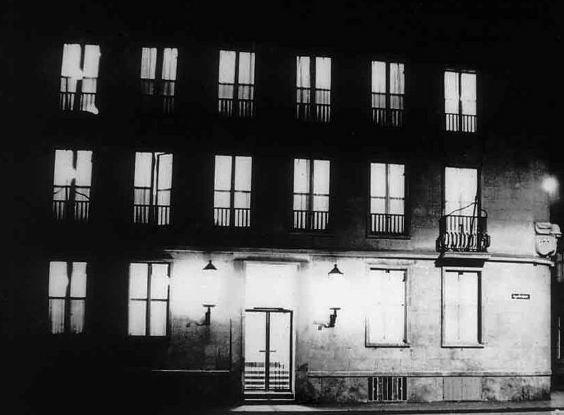Gestapo HQ in Cologne ca 1936.