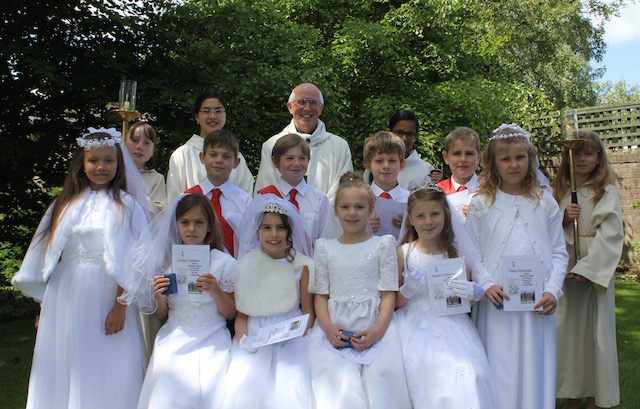 First Holy Communions 2015