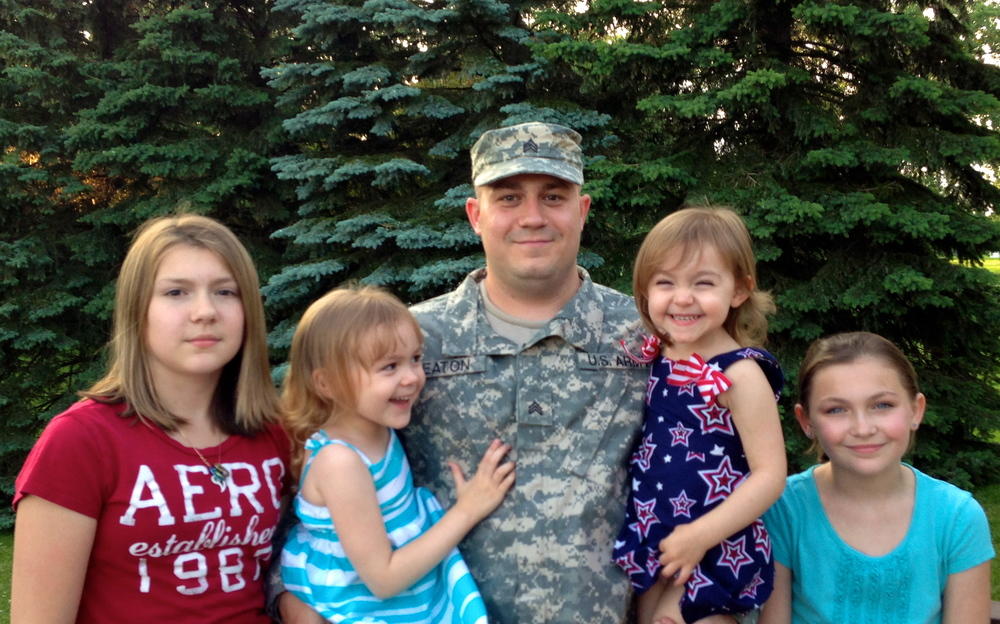 Me and My 4 Daughters