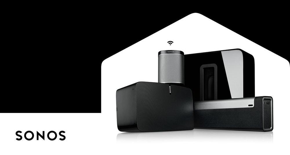 The Sonos Family