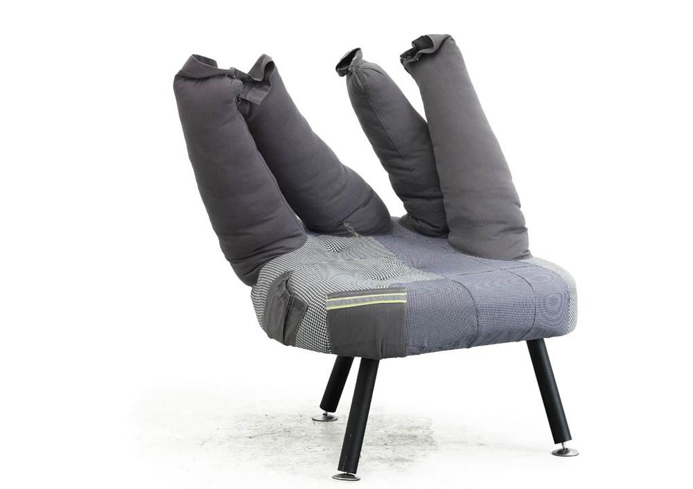 Hard working furniture walking chair design studio gmbh for Walking chair design studio vienna