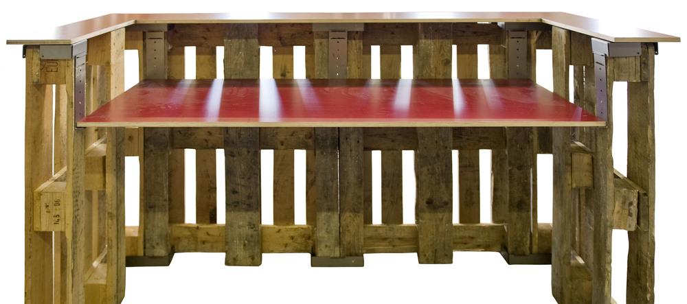 EUPALLET BAR Walking Chair Design Studio GmbH