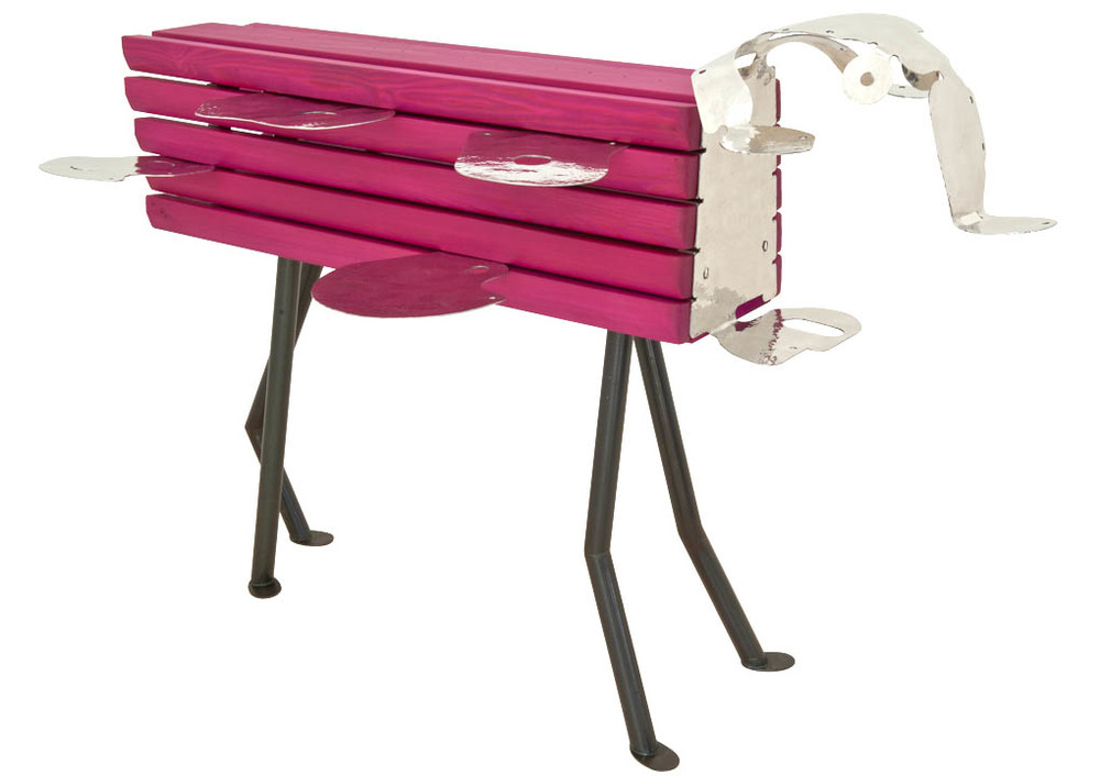 G rteltier animal farm walking chair design studio gmbh for Walking chair design studio vienna