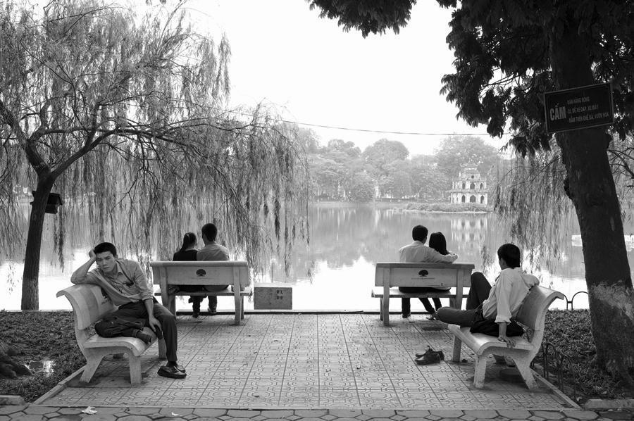 Semetko in Vietnam