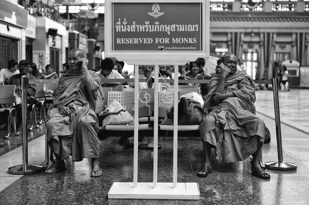 M Monochrom in Bangok