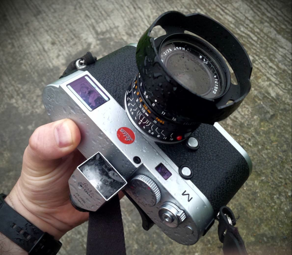 Leica M (typ 240) and Summicron 28/2 ASPH